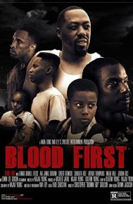 Blood First poster free full movie