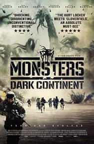 Monsters: Dark Continent poster free full movie