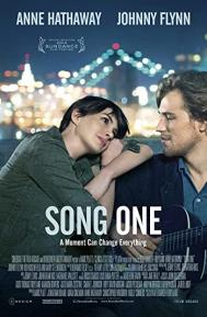 Song One poster free full movie