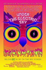 Under the Electric Sky poster free full movie