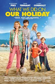 What We Did on Our Holiday poster free full movie