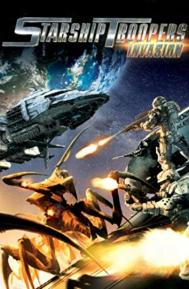 Starship Troopers: Invasion poster free full movie