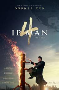 Ip Man 4: The Finale poster free full movie