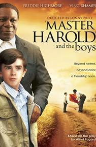 'Master Harold' ... And the Boys poster free full movie