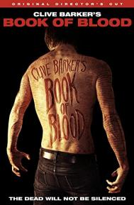 Book of Blood poster free full movie
