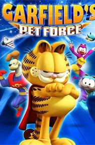 Garfield's Pet Force poster free full movie