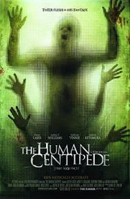 The Human Centipede poster free full movie