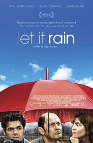 Let it Rain poster free full movie