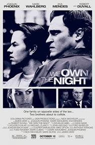 We Own the Night poster free full movie