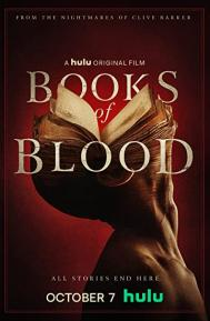 Books of Blood poster free full movie