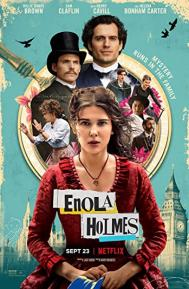Enola Holmes poster free full movie
