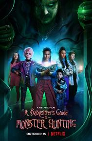 A Babysitter's Guide to Monster Hunting poster free full movie