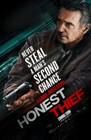Honest Thief poster free full movie