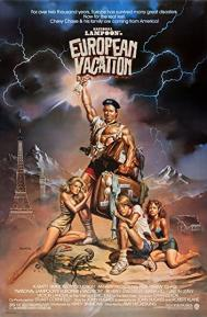 National Lampoon's European Vacation poster free full movie