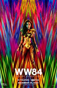Wonder Woman 1984 poster free full movie