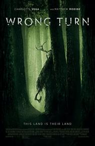 Wrong Turn poster free full movie