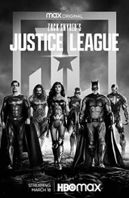 Zack Snyder's Justice League poster free full movie