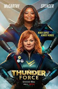 Thunder Force poster free full movie