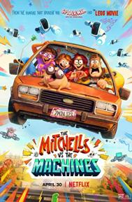 The Mitchells vs the Machines poster free full movie